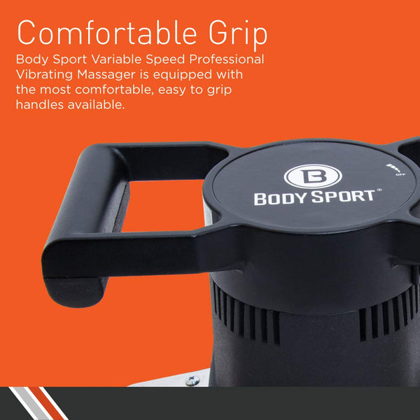 Body Sport® Professional Vibrating Massager