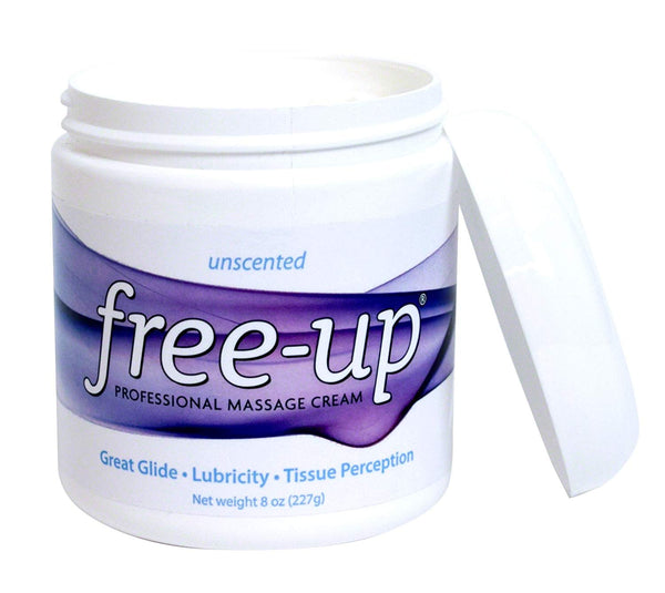 Free-Up Professional Massage Cream – 8oz