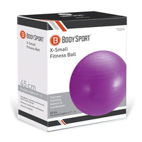 Body Sport® Exercise Ball With Pump - 45CM