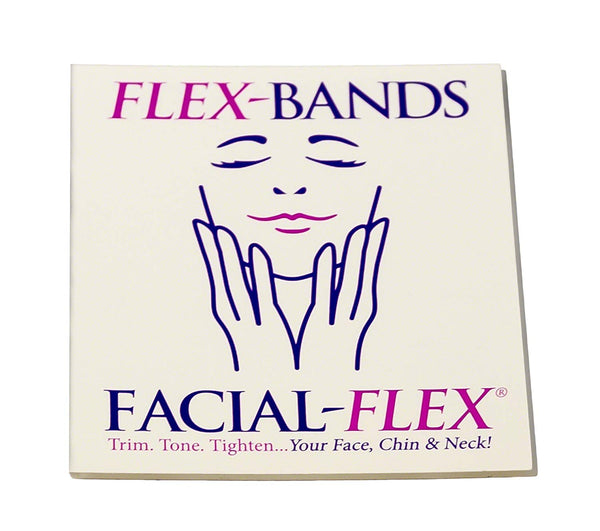 Facial-Flex® Flex Bands Pack - 8 oz Intermediate