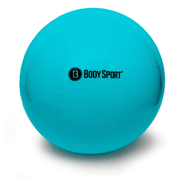 Body Sport® Exercise Ball With Pump - 85CM