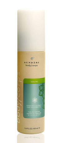 Sundari Neem And Coconut Hair Treatment Oil – Hydrating Hair Leave-In Treatment – Conditioner for Dry Hair – Coconut Oil for Dry Hair