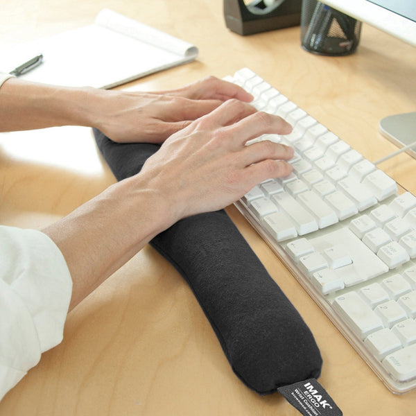 IMAK Keyboard Cushion Black, 1-Count  Box