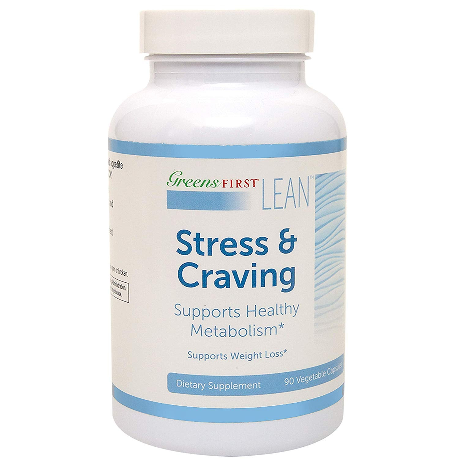Greens First® Lean™ Stress & Craving Dietary Supplement – Dietary  Supplements for Weight Loss – Nutritional Supplements – with Three Key  Active