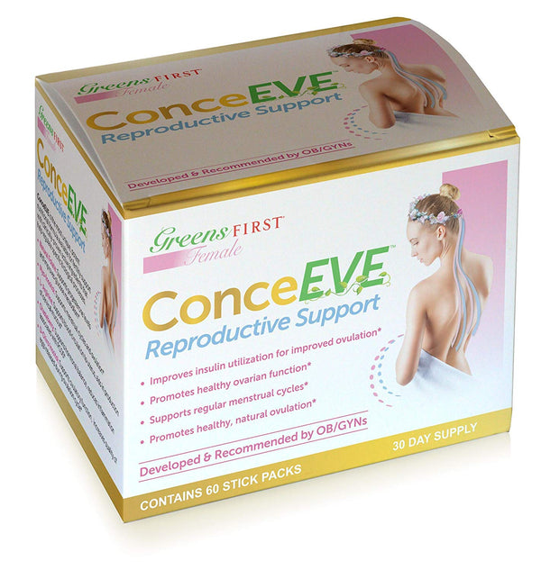 Greens First Female ConceEVE - Reproductive Support