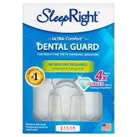 SleepRight Slim-Comfort Dental Guard – Mouth Guard To Prevent Teeth Grinding – No Boil – Extra Strong – With Mint