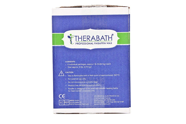 Therabath Refill Paraffin Wax - 6 lbs - Grapefruit Tea Tree