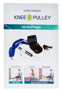Home Ranger Knee Pulley - for Pain-Relief and Restoring Range of Motion for Knee Patients