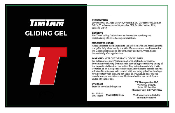 TimTam Gliding Therapy Gel 120 ml