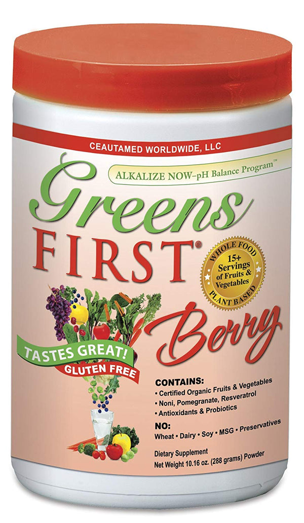 Greens First Berry Probiotic Blend