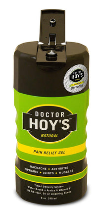 Doctor Hoy's™ Natural Pain Relief Gel