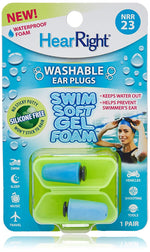 HearRight Waterproof Ear Plugs