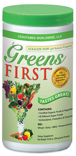 Greens First Nutrient Rich-Antioxidant SuperFood