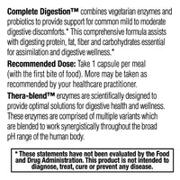 Enzyme Science - Complete Digestion - Full Spectrum Digestive Enzyme Formula