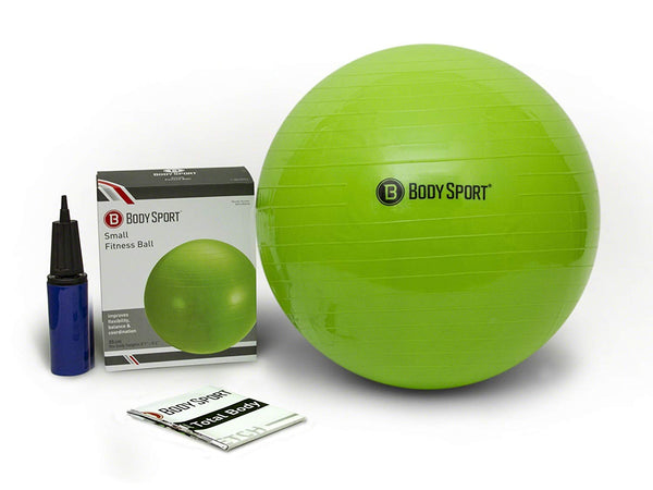 Body Sport® Exercise Ball With Pump - 55CM