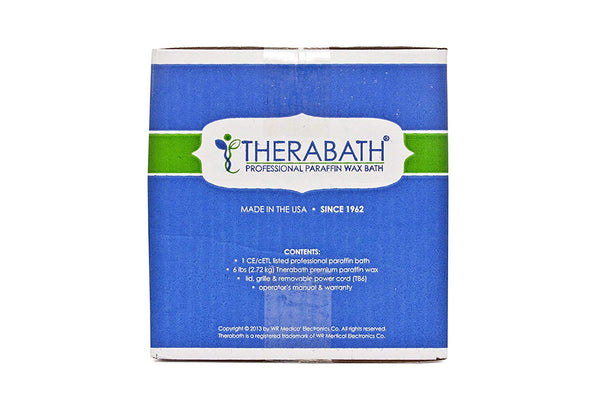 Therabath Paraffin Bath with 6lbs Wax Refill - Choose Your Scent