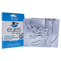 Ice Water EYES  – Premium Anti-Aging Collagen Gel Pads 1 Pack = 3 Pairs