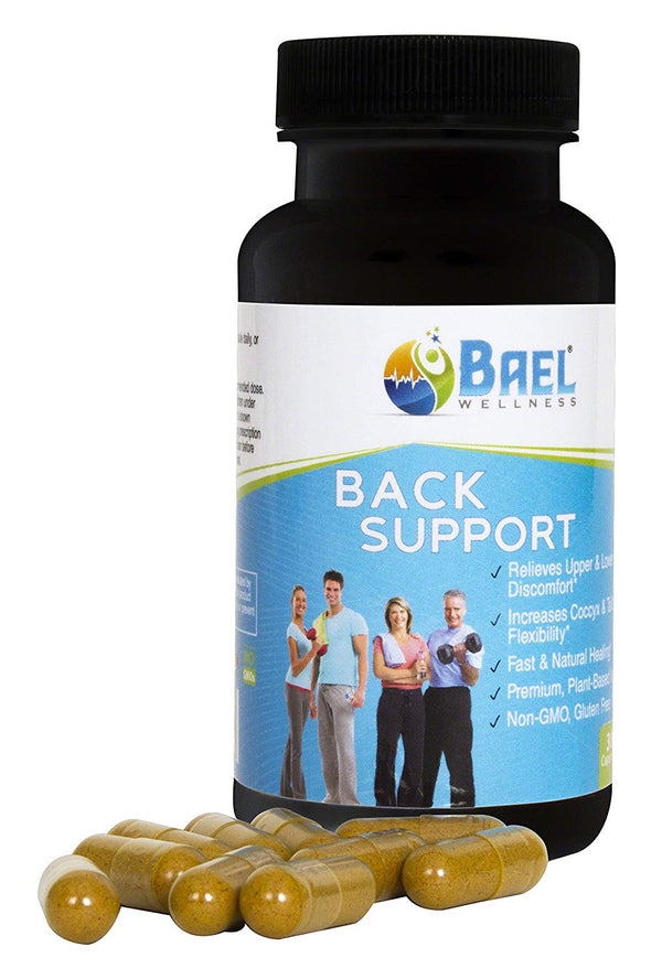Back Pain Relief Supplement