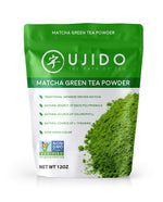Ujido Japanese Matcha Green Tea Powder - 12 oz.