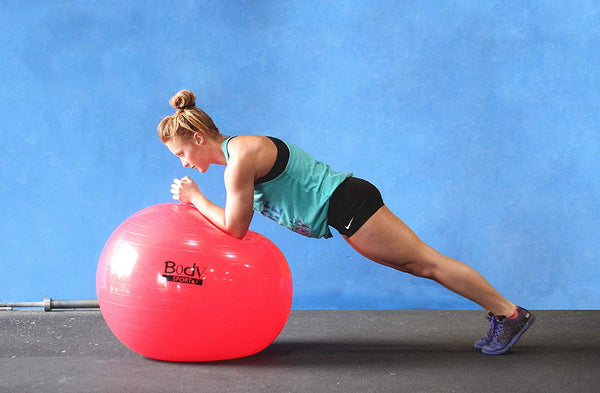 Body Sport® Exercise Ball With Pump - 75CM