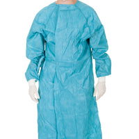 BodyMed® Non-Surgical Isolation Gown with Thumb Loops