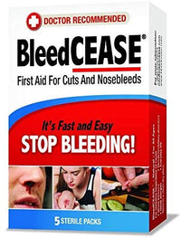 BleedCEASE First Aid