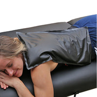 BodyMed Cold Pack Oversize on Back of Woman