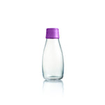 Retap Eco-Friendly BPA Free Borosilicate Glass Bottle, 10oz