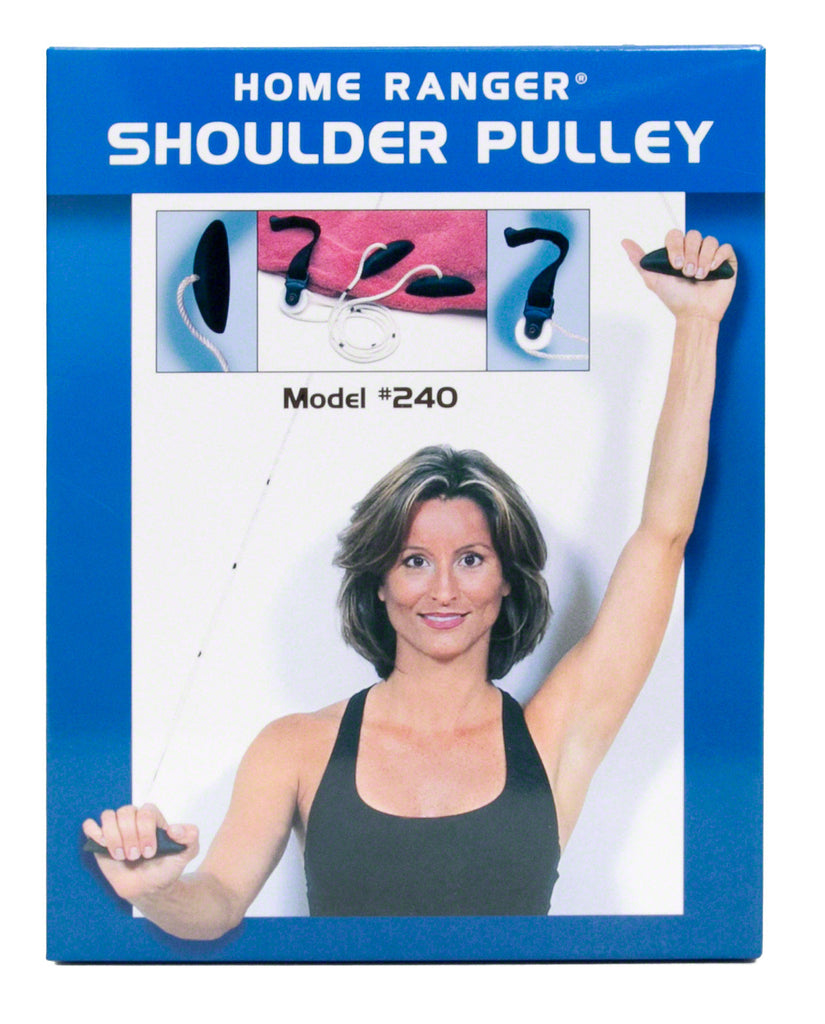Home Ranger Shoulder Pulley   The Original Over Door Exerciser For  Performing Shoulder Exercises Without Weights