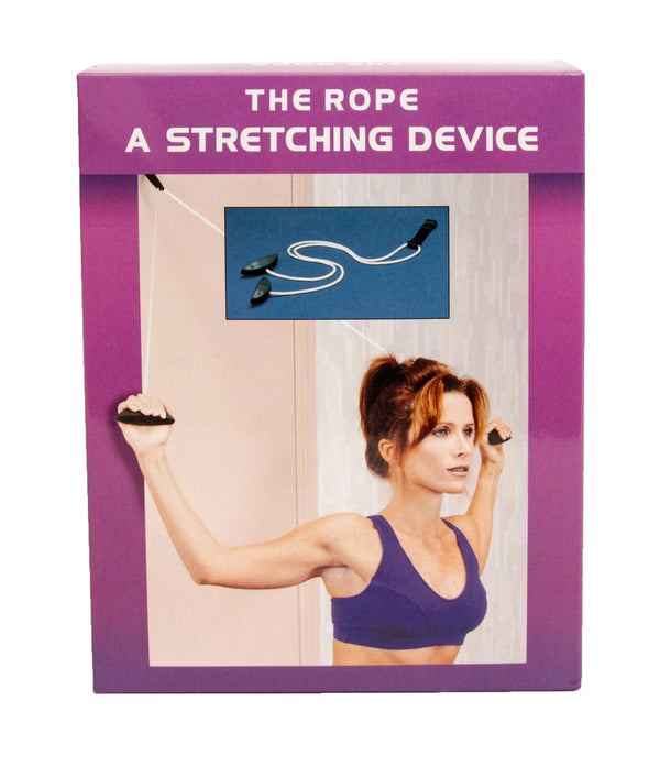 The Rope - A Stretching Device – Rope For Flexibility Workouts