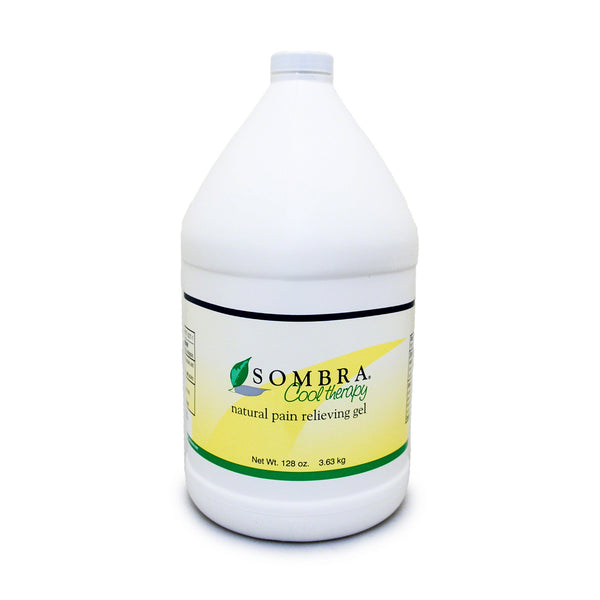 Sombra Cool Therapy Natural Pain Relieving Gel - Gallon