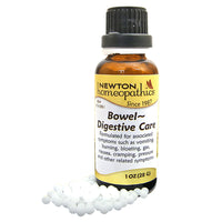 Newton Homeopathics Bowel Digestive Care Remedy - Pellets 1 oz. (28g)