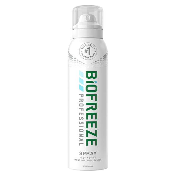 Biofreeze® Professional Pain Relieving 360¡ Spray - 4oz.