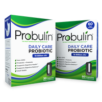Probulin® Daily Care Probiotic - 60 Capsules