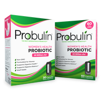 Probulin Women's Health Probiotic - 30 Capsules