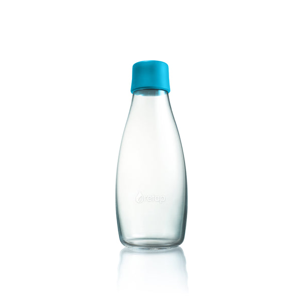 Retap Eco-Friendly BPA Free Borosilicate Glass Bottle, 17oz