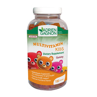 Adrien Gagnon Multivitamin Gummies for Kids - 180 Gummies