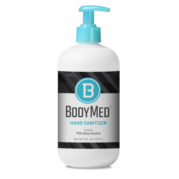 BodyMed Hand Sanitizer 3 Sizes Available - 70% Ethyl Alcohol