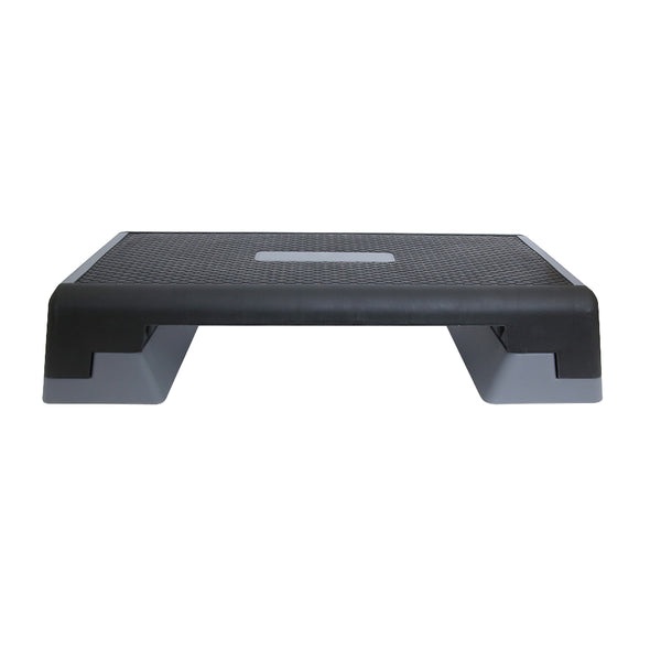 Body Sport® Aerobic Step Platform, Gray/Black