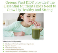 Greens First Kids, Berry Flavor