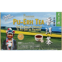 Prince of Peace Premium Pu-Erh Tea, 100 Tea Bags