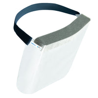 Brownmed Seal Tight Disposable Face Shield - Full-Length Face Protection