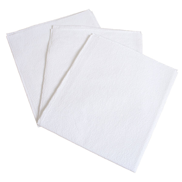 BodyMed® 2-Ply Drape Sheets – White Disposable Paper Drape Sheets for Nonsurgical Draping – case of 100 Sheets – 40-Inch x 48-Inch