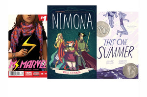 Comics for Girls: The Ultimate Guide To The Best 20