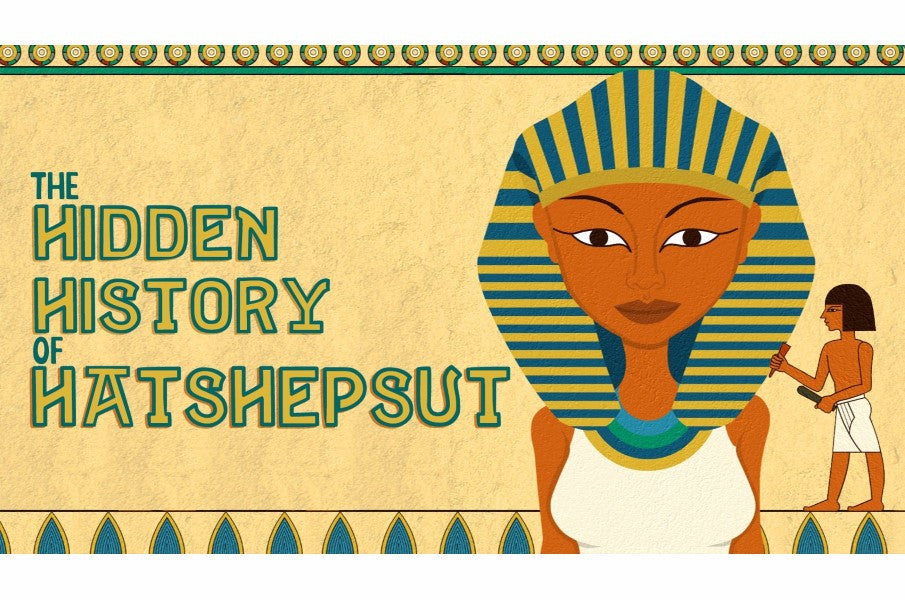The female pharaoh you've never heard of