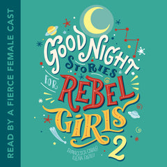 Good Night Stories for Rebel Girls 2 - Audiobook
