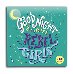 Rebel Girls 2020 Wall Calendar
