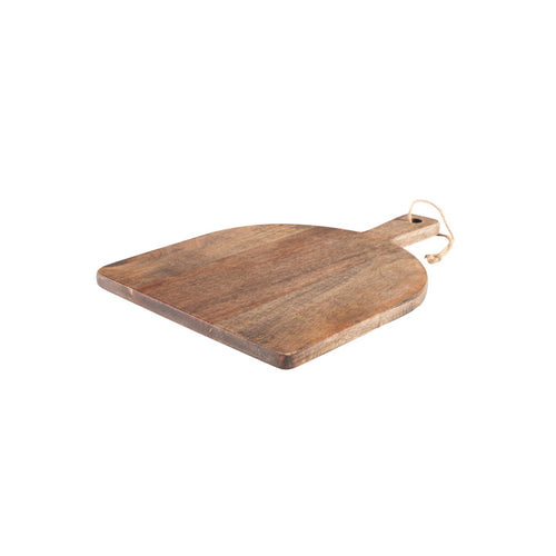 Wooden Paddle Cutting Board