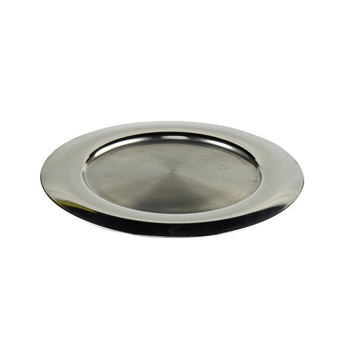 Polished Metal Platter