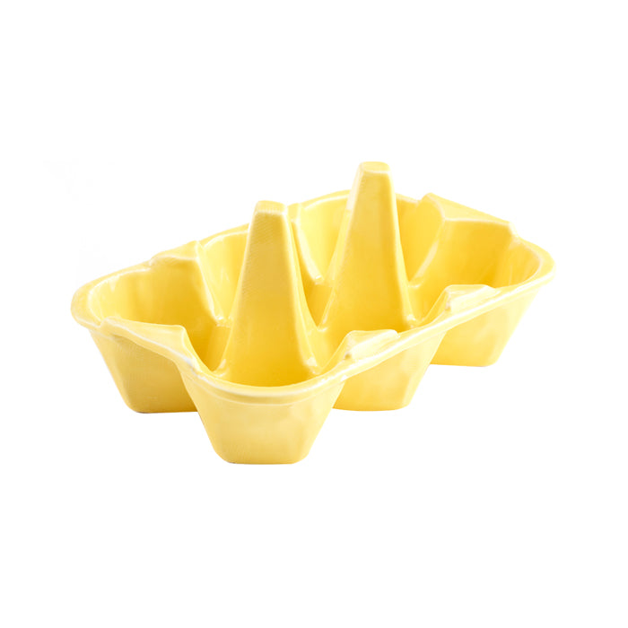Yellow Egg Carton